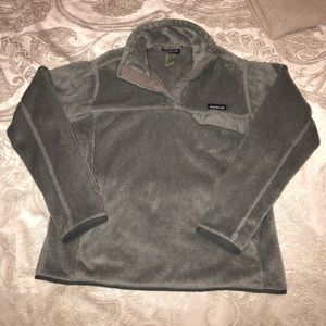 Re-Tool Snap-T Patagonia Fleece Pullover🐨